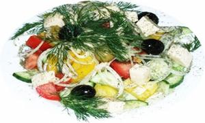 Где покушать салат в Красноярске?