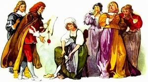 Что таят средневековые сказки?