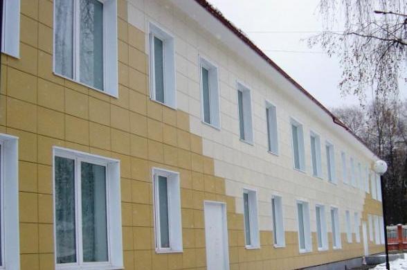 Вентилируемые фасады с фасадными полимерными панелями это самое лучшее...
