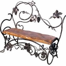 Долговечные скамейки: изготовление на заказ! Любые изделия из металла: быстро и качественно!