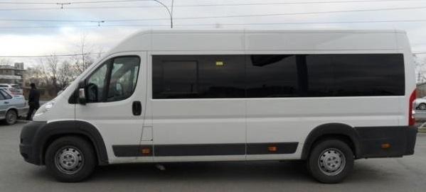 заказ микроавтобуса в Оренбурге