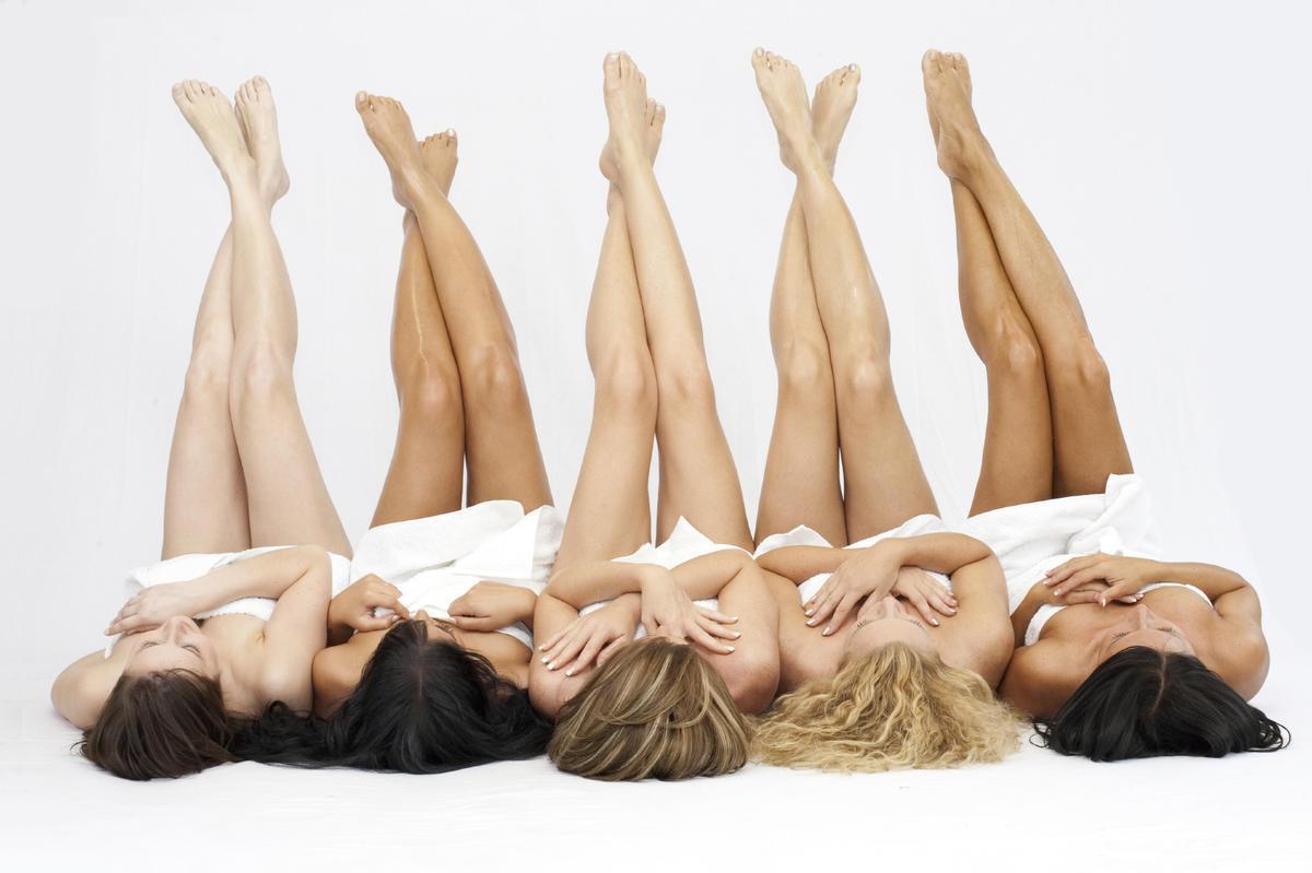 Секс в салоне красоты 26 фотография