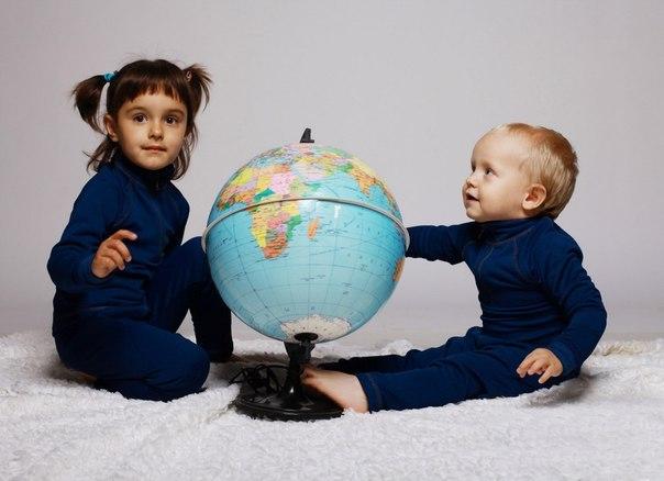 Детское термобелье купить