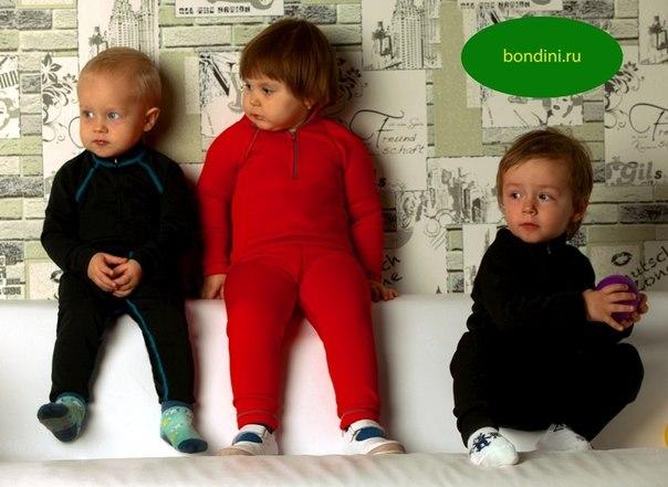 Термо бельё для детей