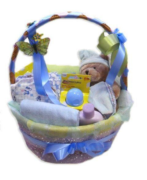 Подарок на рождение новорожденного