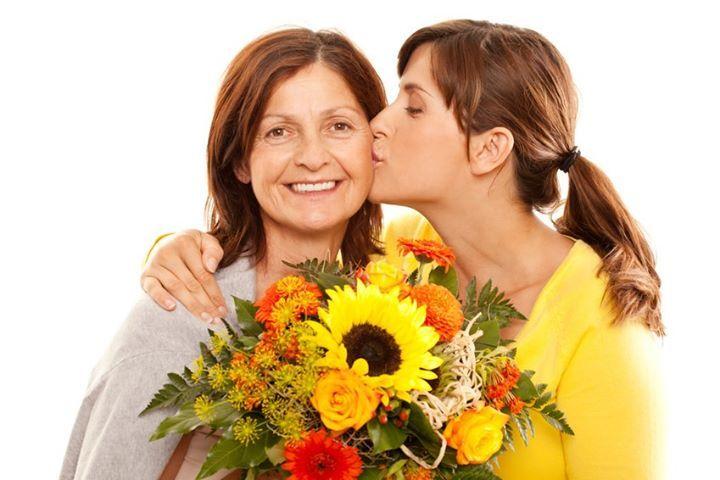 30 ноября день матери - не забудь купить цветы маме