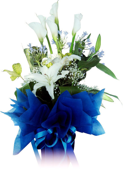 Цветы в подарок мужчине с днем рождения