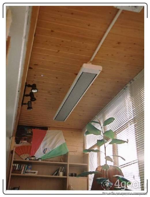 Спецэнергоснаб инфракрасные электрические обогреватели (внеш.