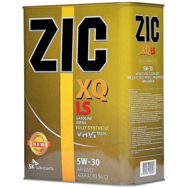 масло zic для ford c-max
