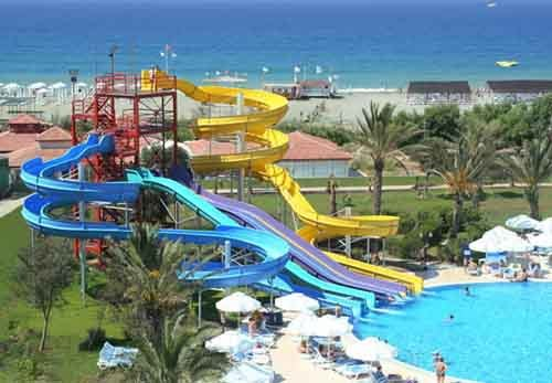 отель в турции отдых с детьми