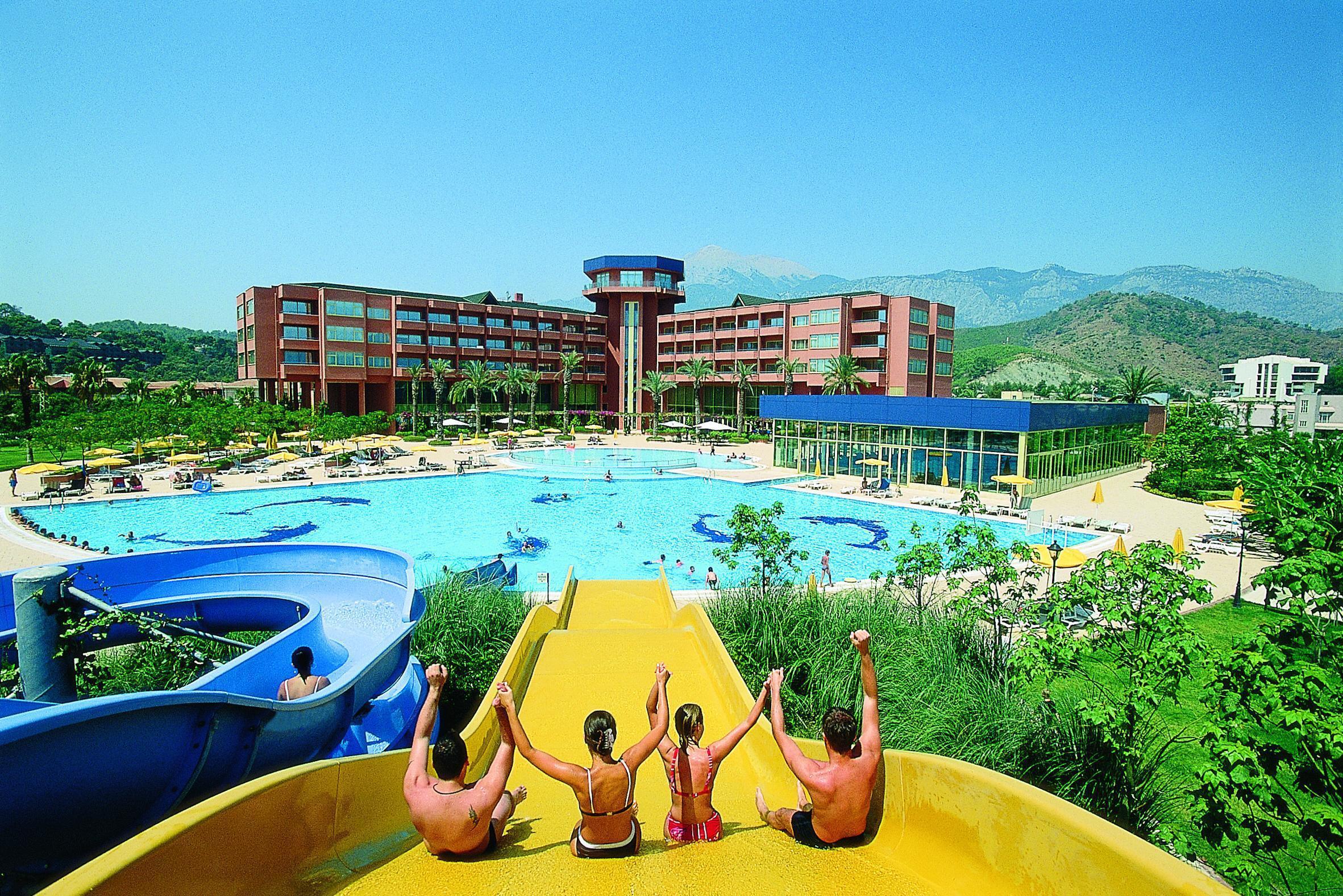 отель турции отдых с детьми
