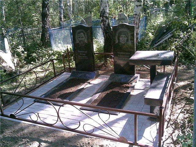 благоустройство могил карлетон