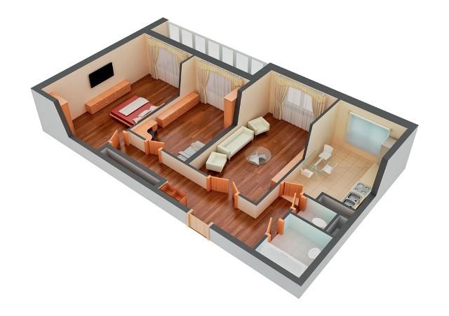 Примеры дизайн-проектов квартир и загородных домов