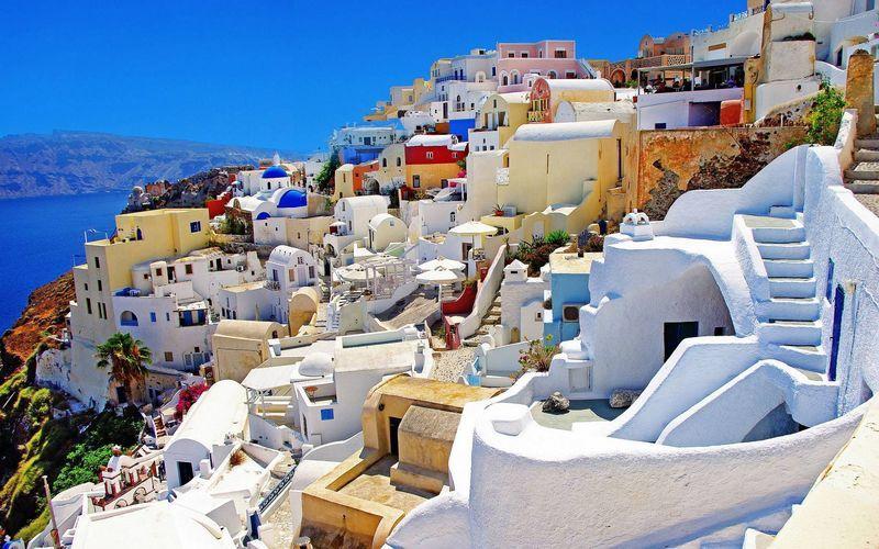 Греция из Кемерово