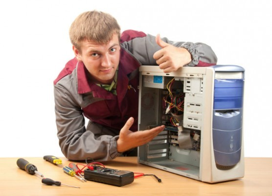 ремонт компьютеров комплектующих