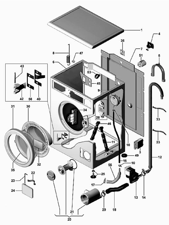 Ремонт стиральной машины ардо своими руками