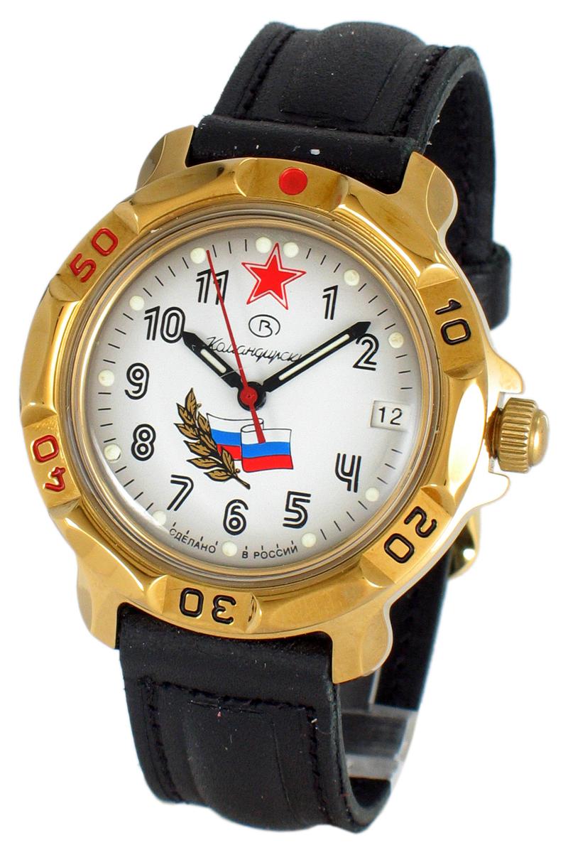 Как делают часы. | Командирские механические часы