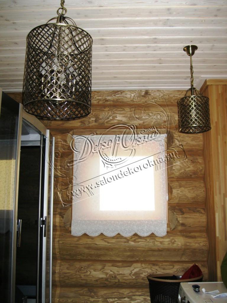 рулонные шторы стандарт