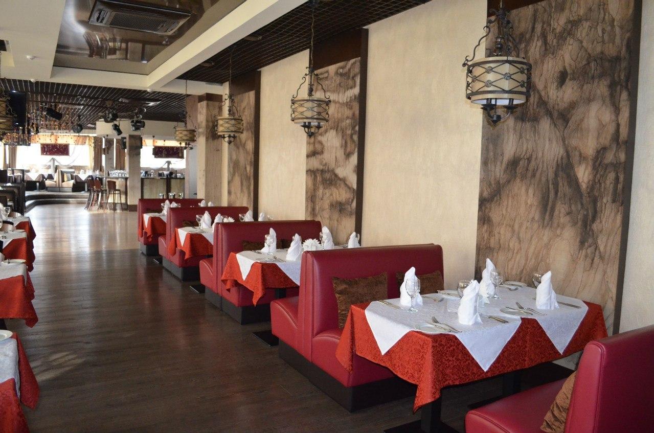 Дизайн интерьера бара, ресторана, кафе — заказать