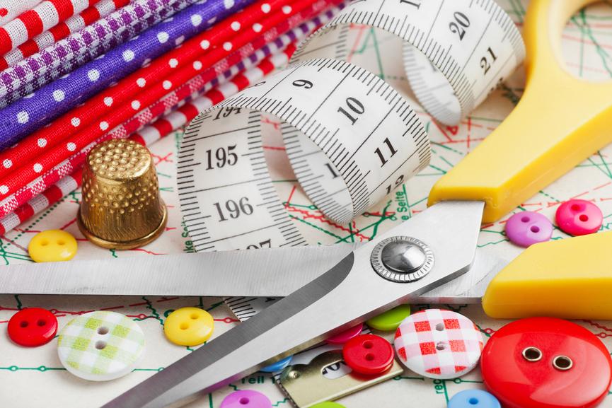 предметы для шитья