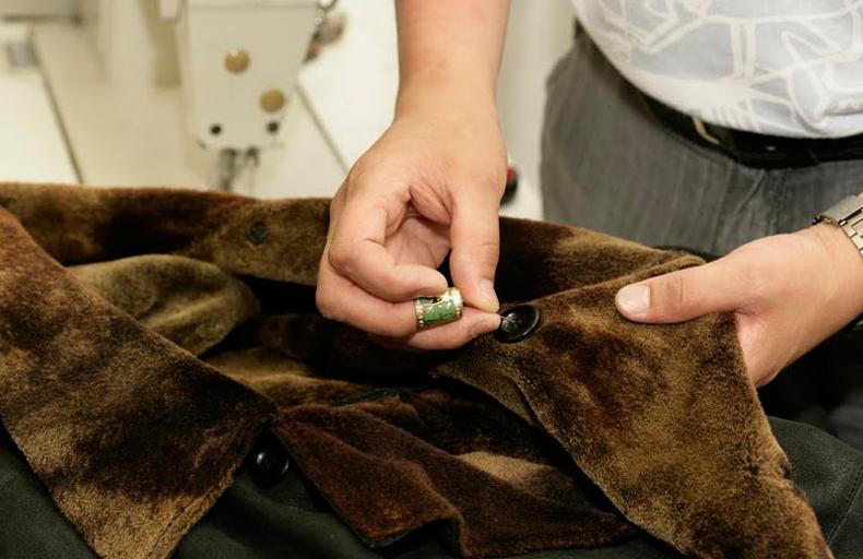 Ремонт швейных изделий