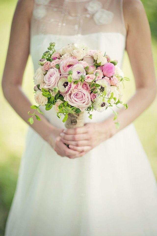 розы свадьба