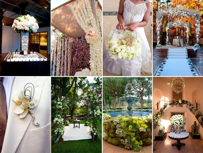 свадьбы розы
