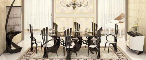 актуальный дизайн мебель москва