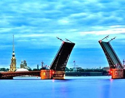 туры в петербург из тулы