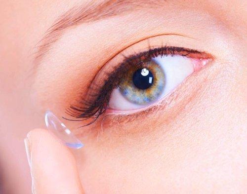 купить контактные линзы в туле