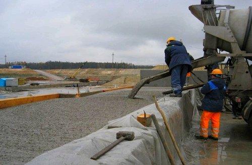 бетон с доставкой в туле