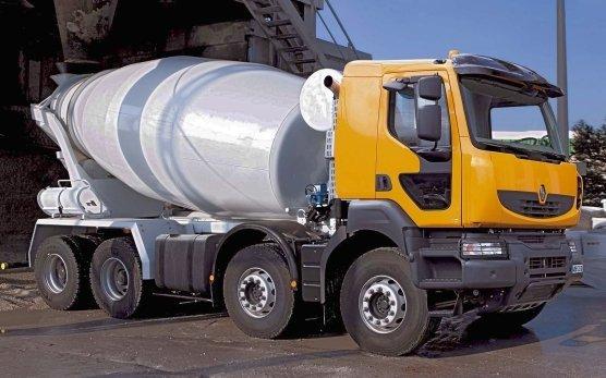 бетон с доставкой цена