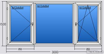Виды и типы балконов и лоджий.