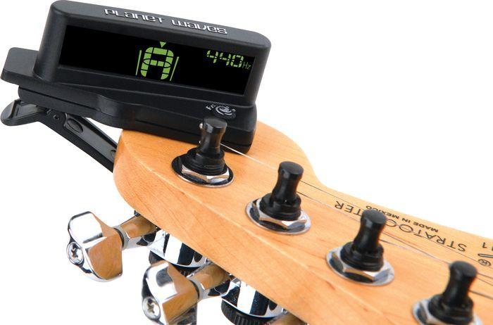 Настройка гитары онлаин тюнер