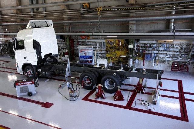Ремонт грузового автомобиля своими руками