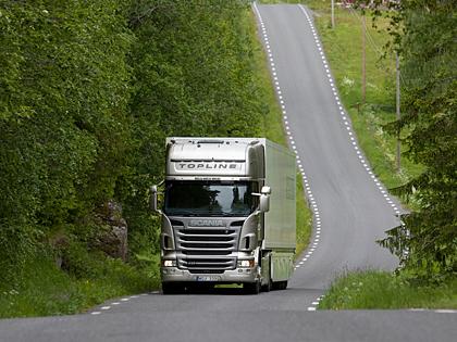 Ремонт европейских грузовиков