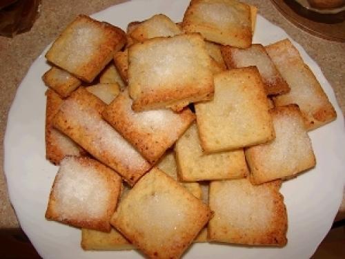 рецепт творожных печенек с фото