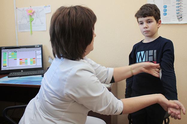 детский невролог в туле