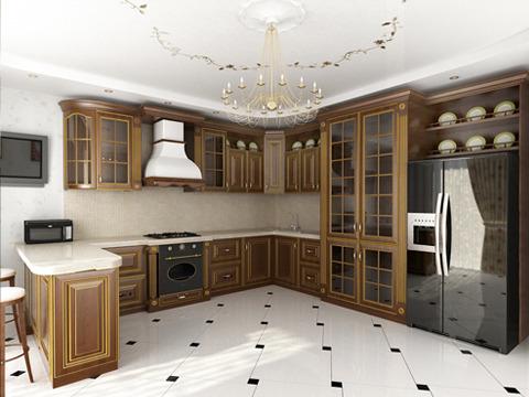 Дизайн кухни в вологде