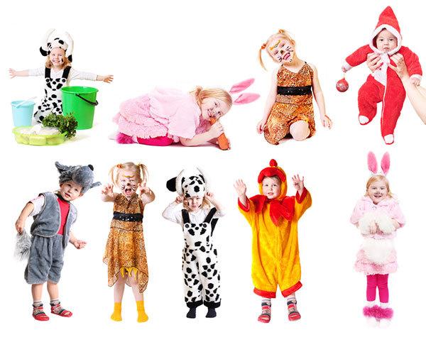 Новогодние костюмы своими руками с картинками