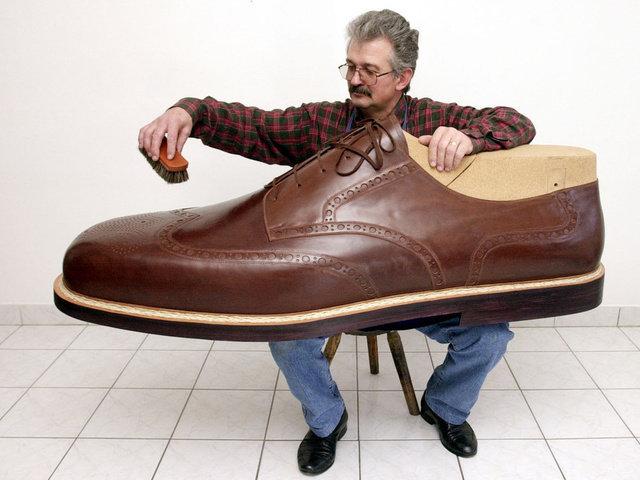 магазин обуви больших размеров