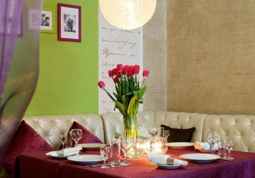 романтическое кафе в туле