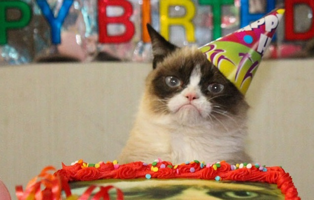 Поздравления с днем рождения грустному человеку