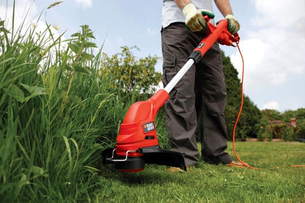 мотокоса триммер для травы