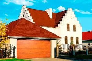 Ворота гаражные ALUTECH Standard 2500*2125