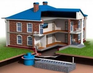 Монтаж систем канализации в Вологде