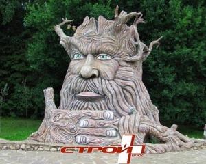 Бетонные скульптуры в Туле - монументальное украшение Вашей территории!