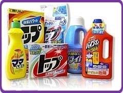 Бытовая химия из Японии