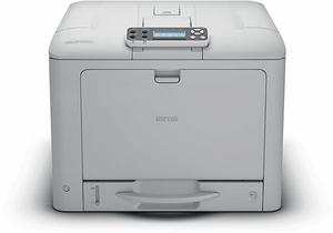 Ricoh запускает первый светодиодный цветной принтер А3 Aficio SP C730DN