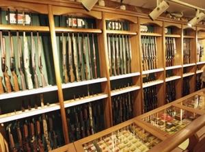 Оружейный магазин в Вологде